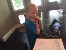 reading aloud realistic fiction on facetime2, mar2015