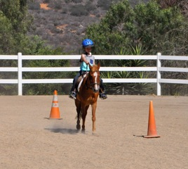 san diego vacation, horse back riding, aug2015