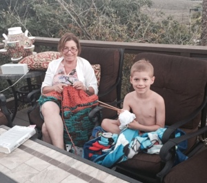 san diego vacation, knitting with nana2, aug2015